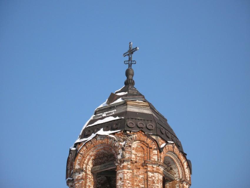 Церковь Вознесения Господня, Лутошкино