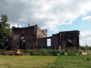 Церковь Троицы Живоначальной (старая) - Старый Токмак - Заинский район - Республика Татарстан