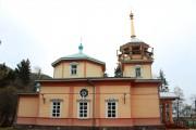Церковь Николая Чудотворца - Листвянка - Иркутский район - Иркутская область