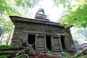 Церковь Николая Чудотворца - Дымцево - Максатихинский район - Тверская область
