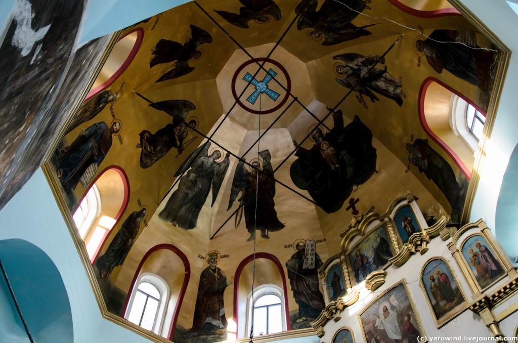 Церковь Николая Чудотворца, Аскино