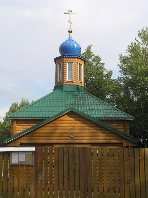 Церковь Иверской иконы Божией Матери, Краснозаводск
