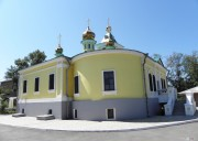 Церковь Николая Чудотворца и Иннокентия, епископа Иркутского - Иркутск - г. Иркутск - Иркутская область