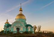 Соловцовка. Сергия Радонежского, церковь