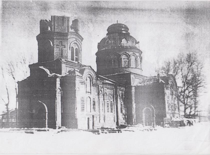 Собор Александра Невского, Бийск