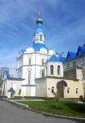Церковь Иверской иконы Божией Матери при Епархиальном управлении - Барнаул - г. Барнаул - Алтайский край
