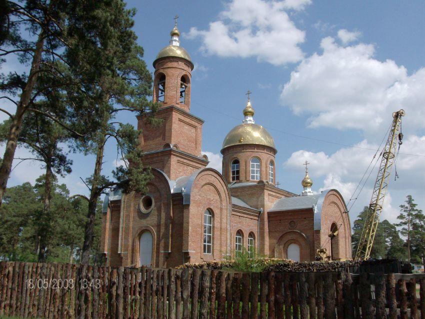 Макарьево-Покровский монастырь, Бийск