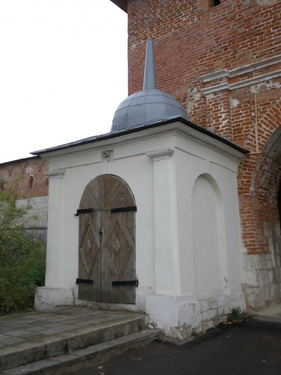 Кремль. Часовня Николая Чудотворца, Зарайск