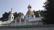Душанбе. Николая Чудотворца, кафедральный собор