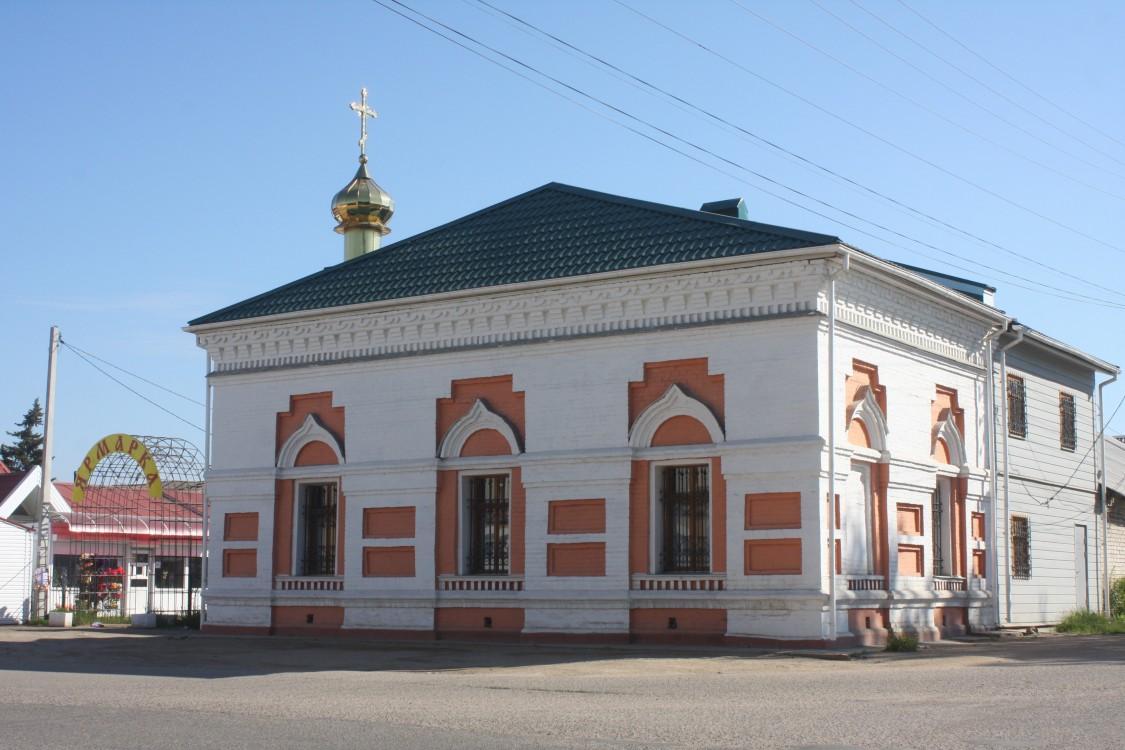 Часовня Николая Чудотворца и Александры Римской, Бежецк