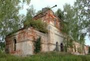 Церковь Вознесения Господня - Зониха - Верхошижемский район - Кировская область