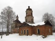 Церковь Владимирской иконы Божией Матери - Илгань - Верхошижемский район - Кировская область