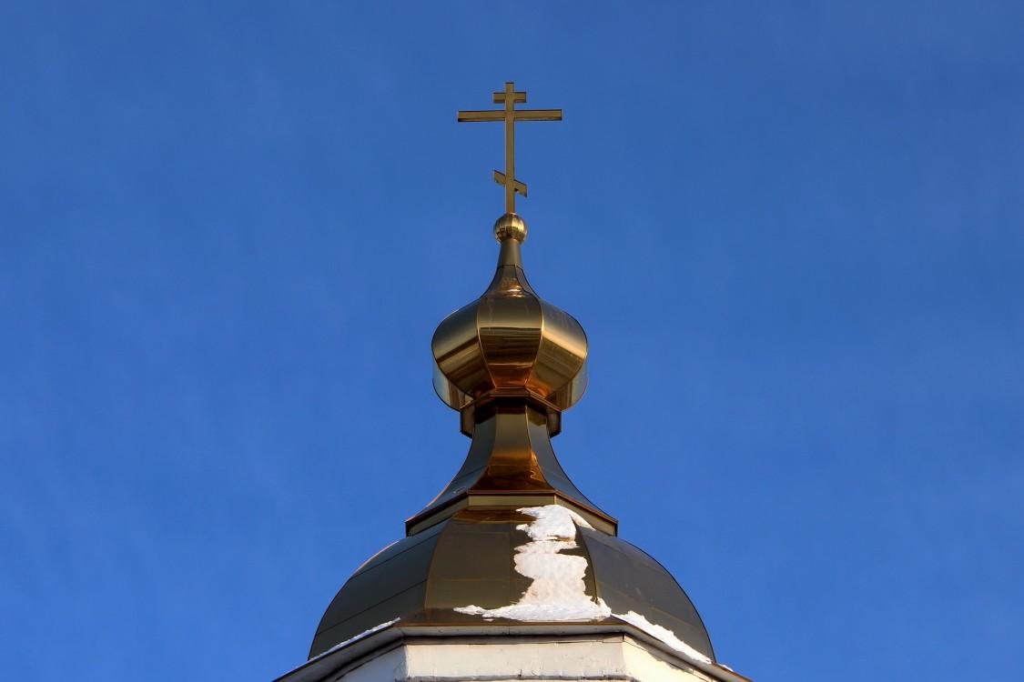 Церковь Владимирской иконы Божией Матери, Илгань