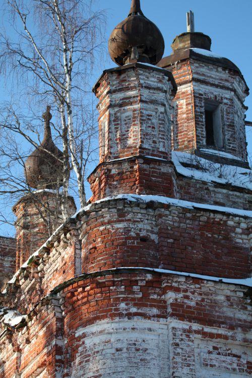 Церковь Троицы Живоначальной, Здоровцево