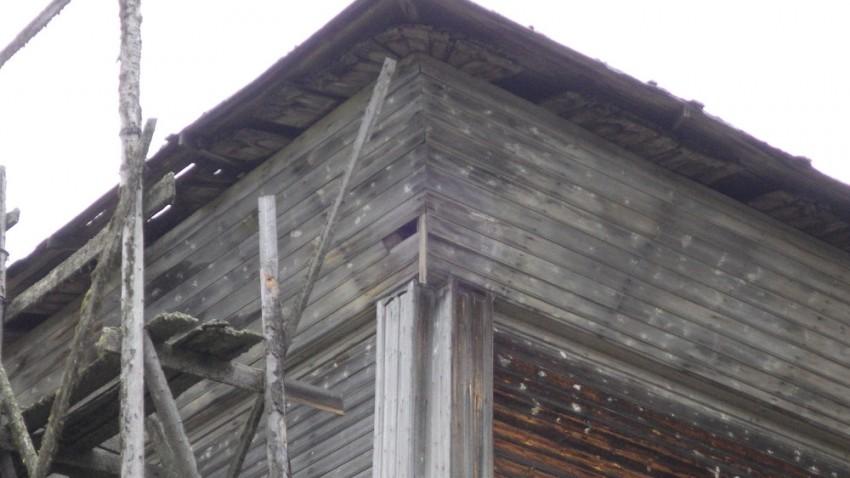 Церковь Николая Чудотворца, Едома