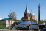 Церковь Троицы Живоначальной - Русский Камешкир - Камешкирский район - Пензенская область