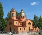 Церковь Георгия Владимирского - Сумы - Сумской район - Украина, Сумская область