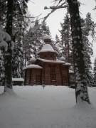 Церковь Сергия Радонежского - Шуя - Валдайский район - Новгородская область