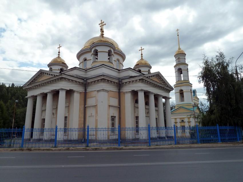 Церковь Рождества Христова, Волжский (Большая Царевщина)