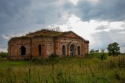 Церковь Николая Чудотворца - Мостье - Ухоловский район - Рязанская область