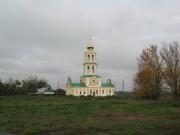 Церковь Спаса Нерукотворного Образа - Калинино - Александро-Невский район - Рязанская область
