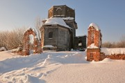 Церковь Покрова Пресвятой Богородицы - Лався - Касимовский район и г. Касимов - Рязанская область