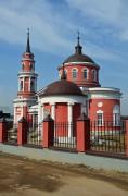 Часовня Новомучеников и исповедников Церкви Русской - Ахтырка - Сергиево-Посадский район - Московская область