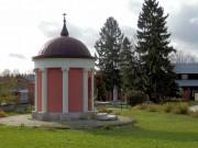 Ахтырка. Новомучеников и исповедников Церкви Русской, часовня