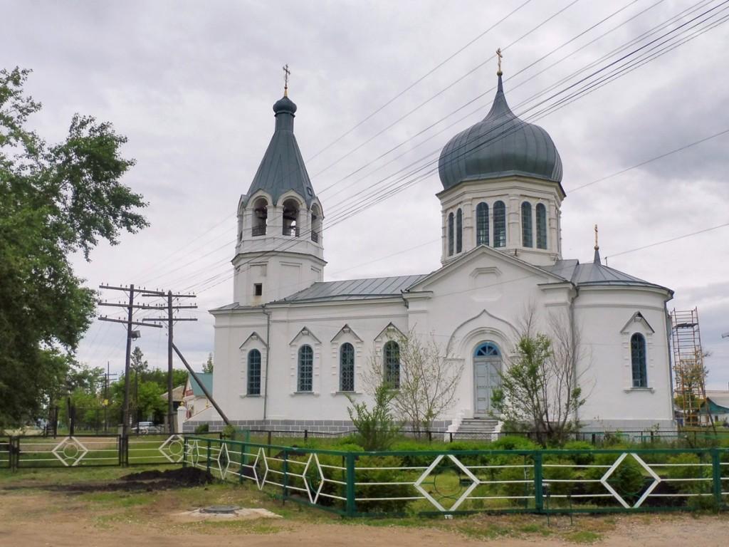 Церковь Рождества Христова, Клястицкое