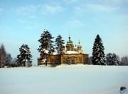 Церковь Илии Пророка - Иломантси - Финляндия - Прочие страны