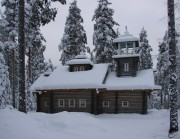Часовня Спаса Преображения - Эно - Финляндия - Прочие страны