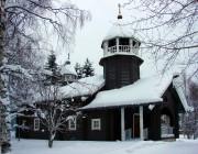 Церковь Вознесения Господня - Контиолахти - Финляндия - Прочие страны