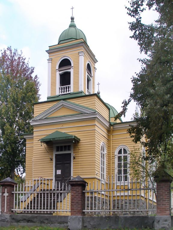 Церковь Захарии и Елисаветы, Савонлинна