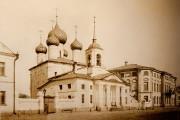 Церковь Космы и Дамиана в Земляном Городе - Ярославль - Ярославль, город - Ярославская область