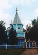 Церковь Сергия Радoнежскoгo - Эммануиловка - Шацкий район - Рязанская область