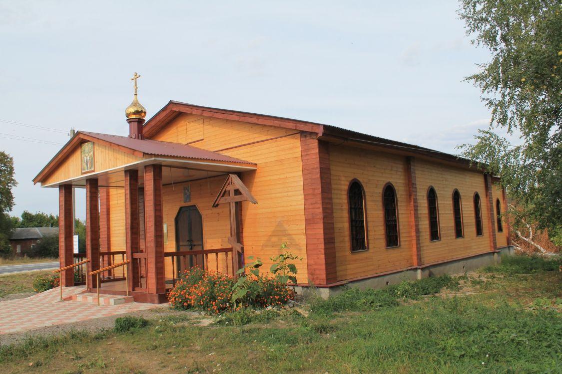 Церковь Вознесения Господня, Сановка