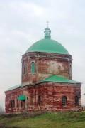 Церковь Троицы Живоначальной - Троицкое - Лев-Толстовский район - Липецкая область