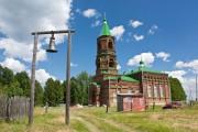 Свердловская область, Пригородный район, Елизаветинское, Церковь Илии Пророка