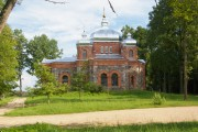 Церковь Богоявления  Господня - Ильмярве (Ilmjärve) - Валгамаа - Эстония