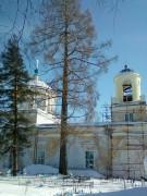 Церковь Спаса Нерукотворного Образа - Млёво - Удомельский городской округ - Тверская область