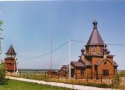Церковь Владимирской иконы Божией Матери (Епархиальное подворье) - Вакино - Рыбновский район - Рязанская область