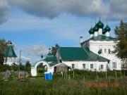 Церковь Николая Чудотворца - Бор (Борголышкино) - Некрасовский район - Ярославская область