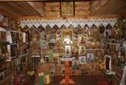 Часовня Тихвинской иконы Божией Матери - Ужин - Валдайский район - Новгородская область