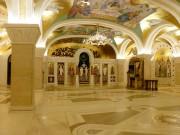 Белград. Саввы Сербского, собор