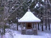 Неизвестная часовня - Ууси-Валамо - Южное Саво - Финляндия