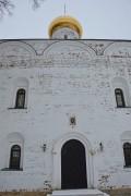 Ворсма. Островоезерский Троицкий монастырь. Собор Троицы Живоначальной