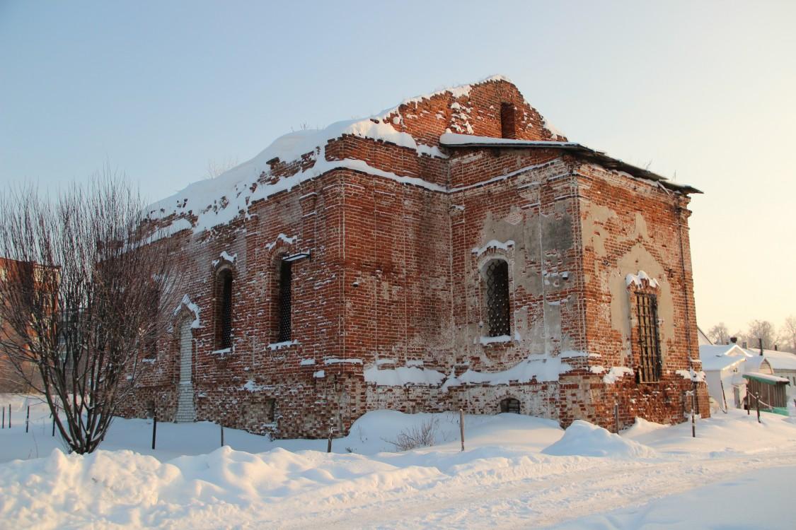 Церковь Корсунской иконы Божией Матери, Кузнечиха