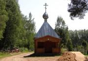 Часовня Николая Чудотворца - Голенищево - Локнянский район - Псковская область