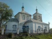 Церковь Вознесения Господня - Мамонино - Высокогорский район - Республика Татарстан