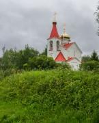 Церковь Всех Святых - Ужин - Старорусский район - Новгородская область
